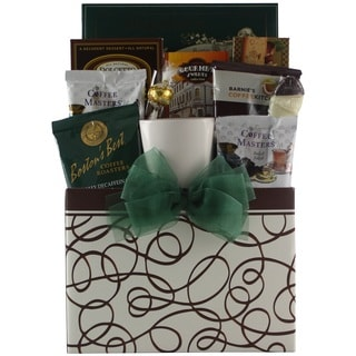 Java Express Gourmet Coffee Gift Basket