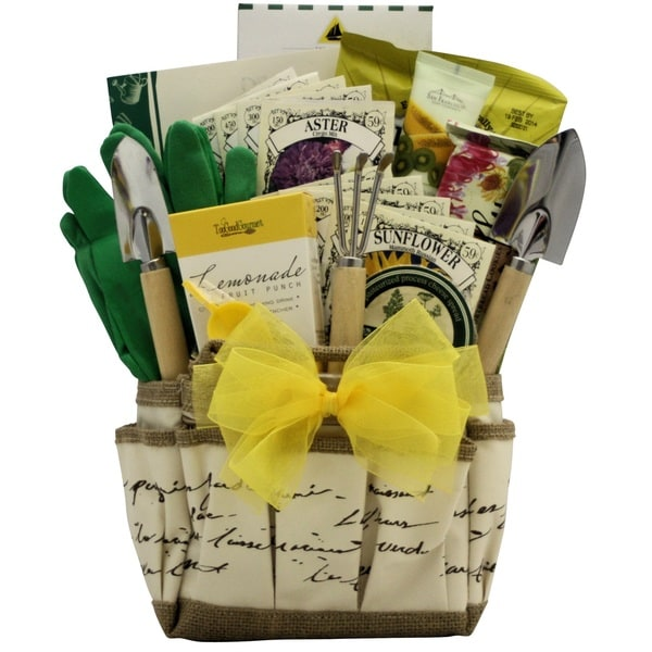 Garden Serenity Mother's Day Gardening Gift Basket