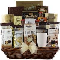 Coffee Lovers' Dream Gourmet Coffee Gift Basket