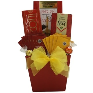 'Tea Delights' Gourmet Tea Gift Basket