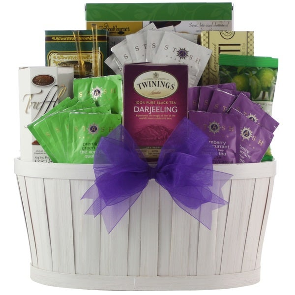 'Afternoon Tea' Gourmet Tea Gift Basket