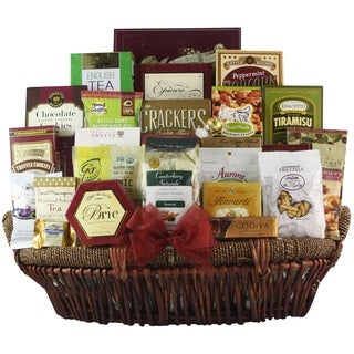 The Grand 'Get Well Wishes' Get Well Gift Basket