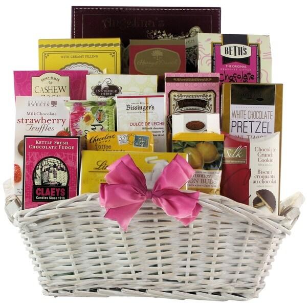 Sweet Treats: Mother's Day Gourmet Gift Basket
