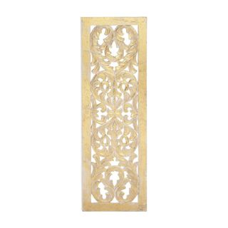 Attractive Wall Panel Golden