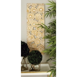 Studio 350 Wood Wall Panel Set of 2, 12 inches wide, 36 inches high