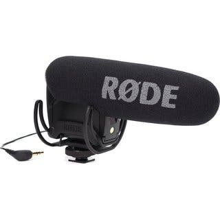 Rode VMPR VideoMic Pro R with Rycote Lyre Shockmount|https://ak1.ostkcdn.com/images/products/11830006/P18734523.jpg?impolicy=medium