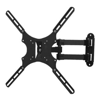 Bentley Mounts Tilt and Swivel Articulating 19 to 46-inch TV Wall Mount Bracket