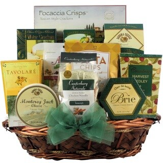 'Wishing You a Speedy Recovery!' Get Well Gift Basket