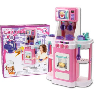 American Plastic Toys Kitchen | American Plastic Toys Gourmet Kitchen Free Shipping On Orders