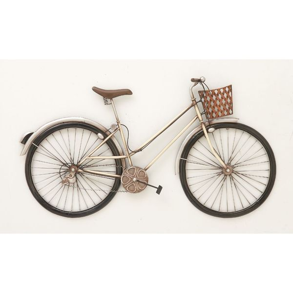 Exclusive metal bike wall decor free shipping today for 70 bike decoration