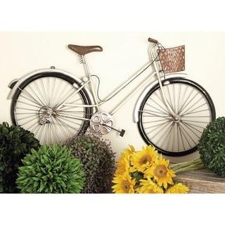 Exclusive Metal Bike Wall Decor