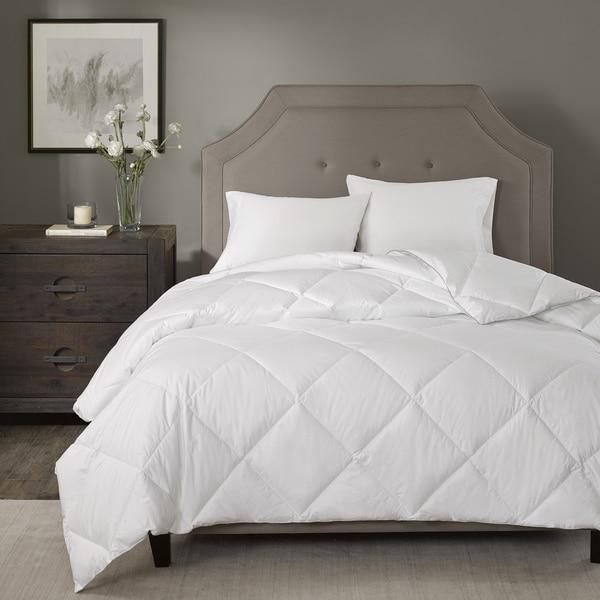 Madison Park Signature 1000 Thread Count Cotton Blend Down Alternative Comforter