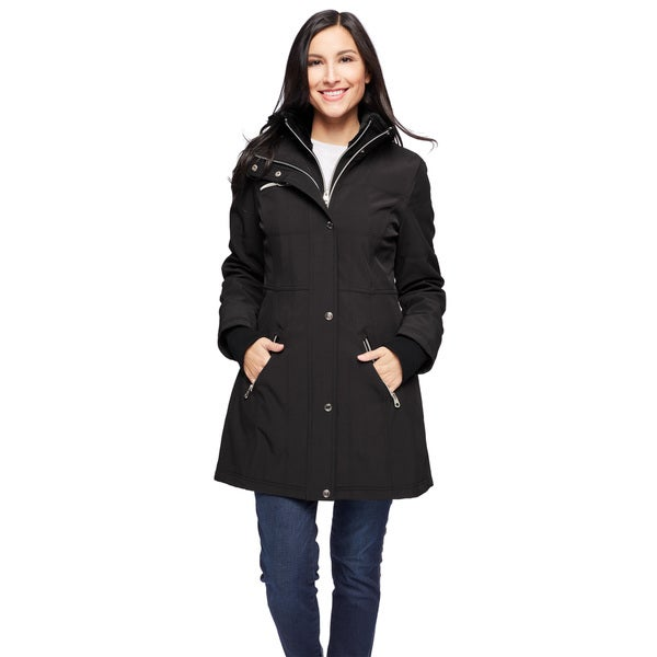 Shop Jessica Simpson Women's Soft Shell Outerwear