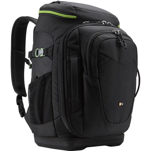 """Case Logic Kontrast Carrying Case (Backpack) for 15"""" Notebook - Black"""