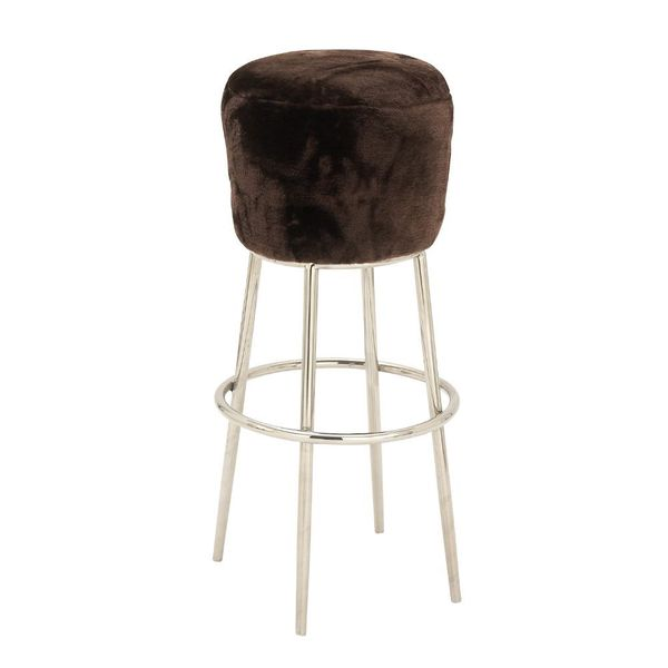 Chic Ss Wool Brown Stool Free Shipping Today Overstock  : Chic Ss Wool Brown Stool 5303cbd2 a450 400e aa7c d8677ac7c779600 from www.overstock.com size 600 x 600 jpeg 12kB
