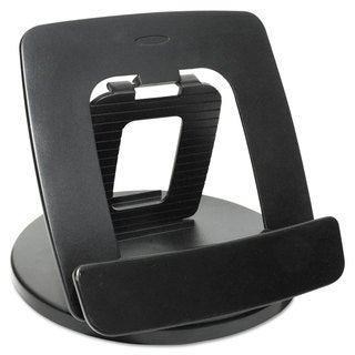 Kantek Rotating Desktop Tablet Stand Black