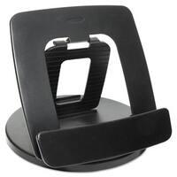 Kantek Rotating Desktop Tablet Stand Black