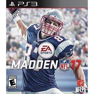 MADDEN NFL 17 - PS3