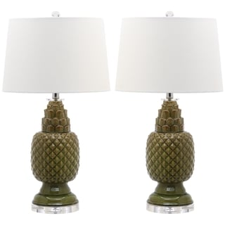 Safavieh Lighting 27.5-inch Blakely Table Lamp (Set Of 2)