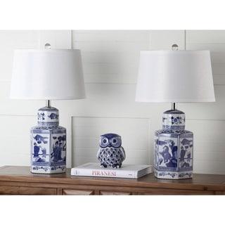 Safavieh Lighting 27-inch Judy Table Lamp (Set Of 2)