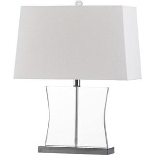 Safavieh Lighting 23.5-inch Salcha Crystal Table Lamp