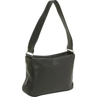 LeDonne Top-zip Leather Shoulder Bag