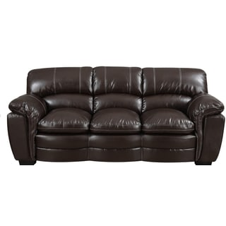 Picket House Carter Sofa in Brown