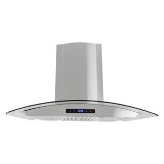 Cosmo COS-668AS Wall Mount Range Hood With Touch Controls