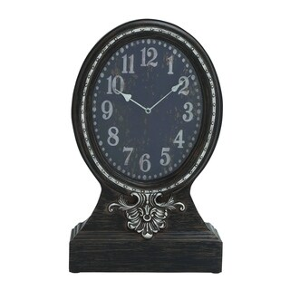 The NNgsh? (Staring) Wood Table Clock