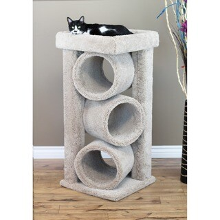 New Cat Condos Premier Triple Cat Tunnel