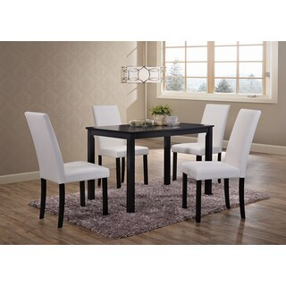 K&B PC59-B Set of 4 Parsons Chairs