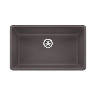 Blanco Prcis Cinder Granite Single-bowl Basin