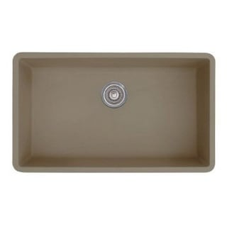 Blanco Precis Truffle Single-bowl Undermount Sink
