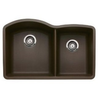 Blanco Diamond Silgranit II Caf Brown 1.75 Bowl
