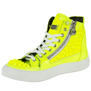 Philipp Plein Clever Hi-Top Sneakers
