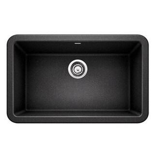 ZINZER Granite/Quartz Acrylic Kitchen Sink (Matt Red Color, 21x15inch)