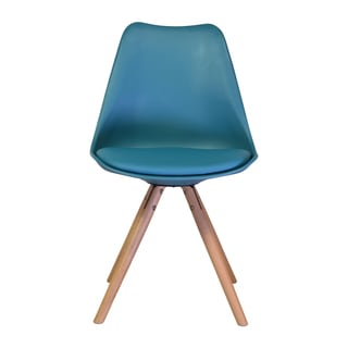 Jacobs Style Mid Century Modern Side Chair
