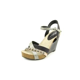 Rebels Women's 'Jaden ' Faux Leather Sandals