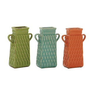 Graceful Ceramic Large Vase 3 Assorted