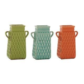 Lovely Ceramic Sm Vase 3 Assorted