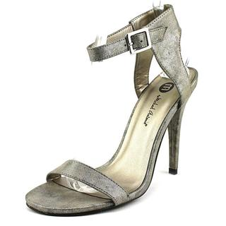 Michael Antonio Women's 'Jarrod' Synthetic Sandals