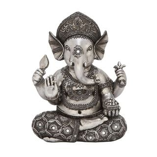 Gorgeous Ps Silver Ganesh