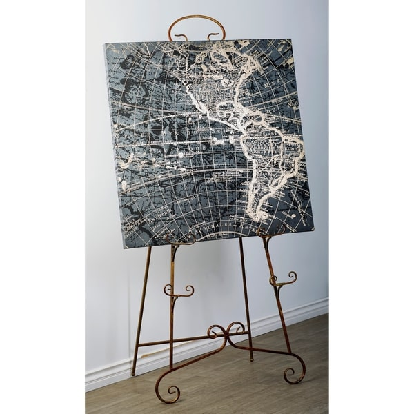 Studio 350 Metal Heavy Duty Easel 74 inches high, 32 inches wide
