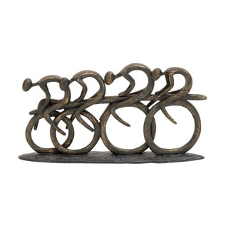 Sporty Fascinating Polystone Racing Bicyclers