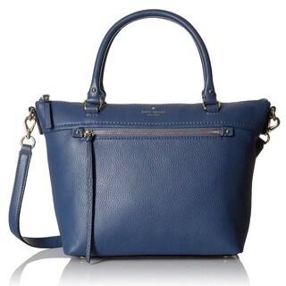 Kate Spade Cobble Hill Small Gina Moonlight Blue Handbag