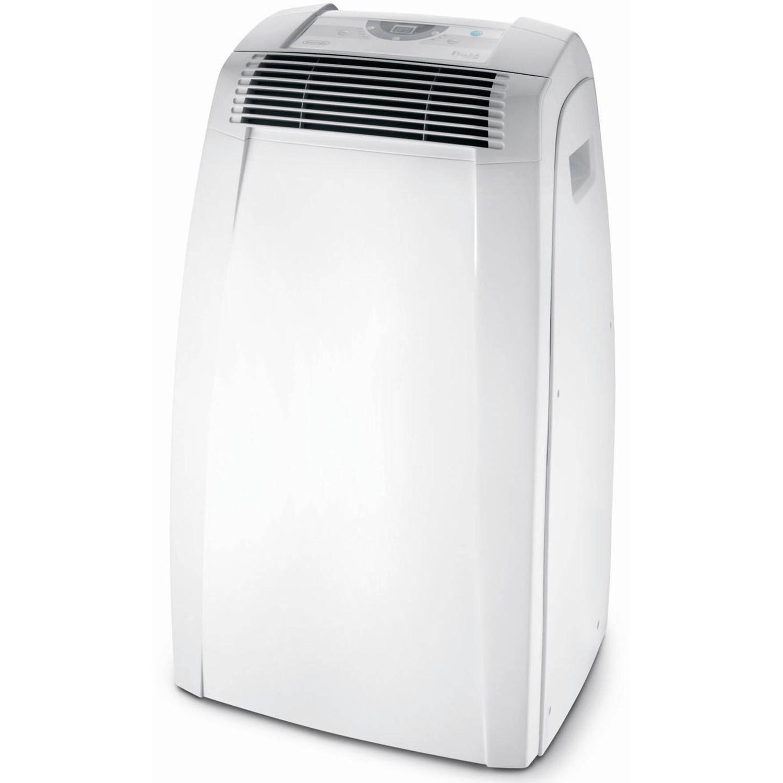 DeLonghi PACC100E Pinguino C Series 10,000-BTU 115-volt Portable Air Conditioner with Remote Control White