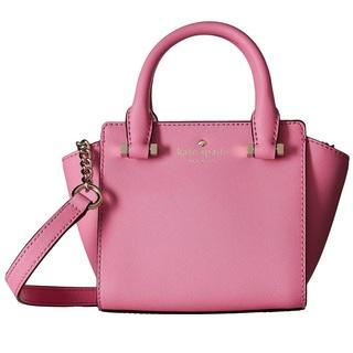 Kate Spade Cedar Street Mini Hayden Rouge Pink Satchel Handbag