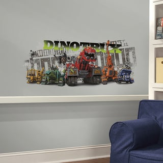 Dinotrux Peel and Stick Giant Wall Graphic