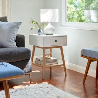 mid-century coffee, sofa & end tables - shop the best deals for