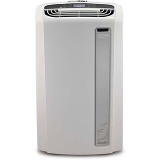DeLonghi PAC-AN120EW Pinguino 12,000-BTU Whisper-quiet Portable Air Conditioner With BioSilver Air Filter
